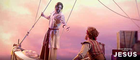 JESUS – Live on Stage