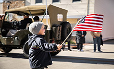 Branson Honors Veterans