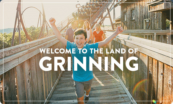 Welcome to the Land of Grinning