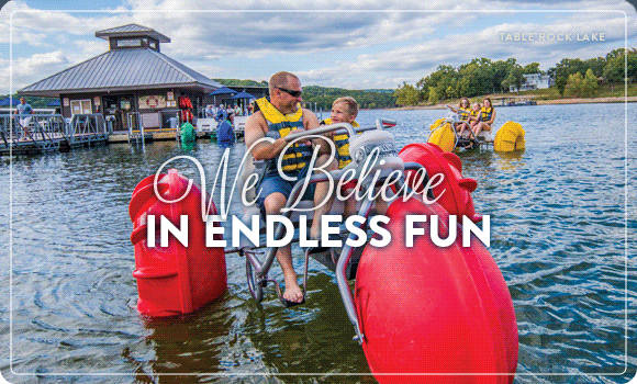 We Believe in Endless Fun