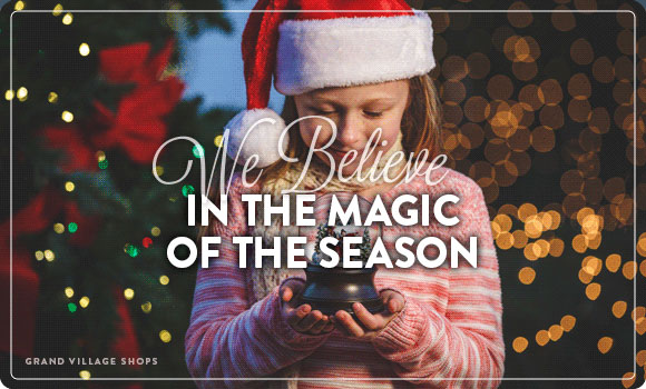 We Believe in the Magic of the Season