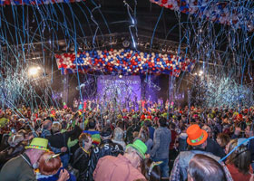 Ring in the New Year with a Great Branson Show