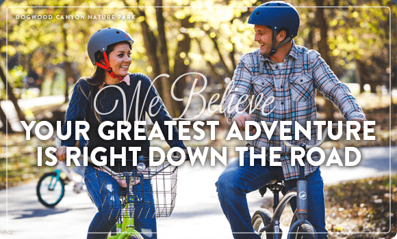 We Believe Your Greatest Adventure is Right Down the Road